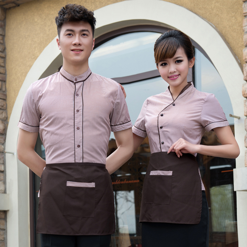 CTy Chuyên Nhận May Đồng Phục Quán Cafe Theo Yêu Cầu
