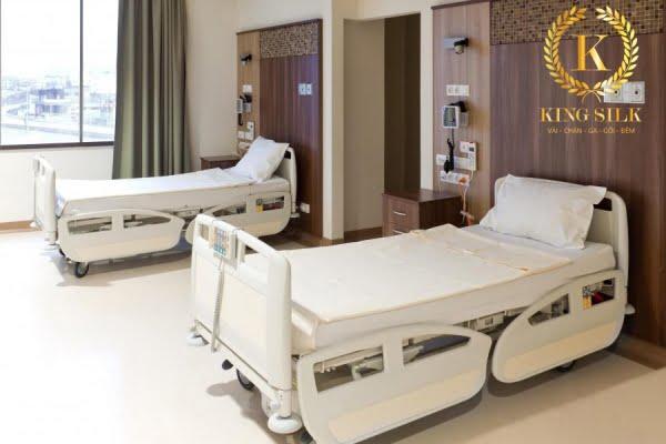 Xưởng Nhận May Chăn Gra Trải Giường Trong Bệnh Viện Giá Rẻ