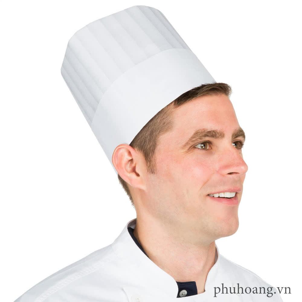 Cty Nhận May Nón Đầu Bếp Đồng Phục Theo Yêu Cầu tphcm
